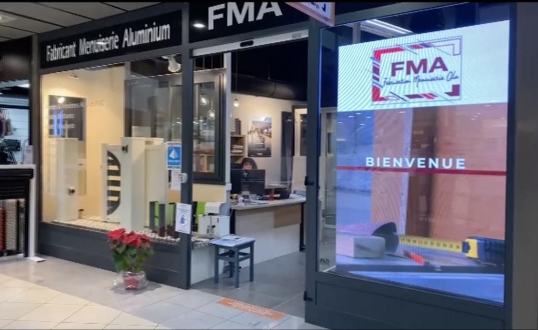 FMA Centre commercial Saint Raphael